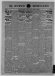 El Nuevo Mexicano, 04-25-1908