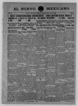 El Nuevo Mexicano, 05-16-1908