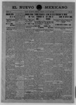 El Nuevo Mexicano, 07-04-1908