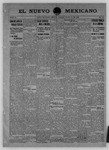El Nuevo Mexicano, 07-11-1908
