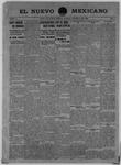 El Nuevo Mexicano, 08-08-1908