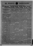 El Nuevo Mexicano, 09-26-1908