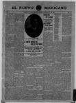 El Nuevo Mexicano, 10-17-1908