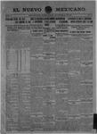 El Nuevo Mexicano, 11-28-1908