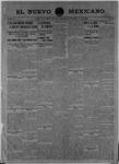 El Nuevo Mexicano, 12-12-1908