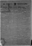 El Nuevo Mexicano, 01-02-1909