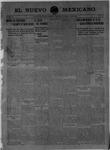 El Nuevo Mexicano, 01-09-1909