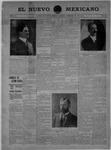 El Nuevo Mexicano, 02-20-1909