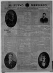 El Nuevo Mexicano, 03-20-1909