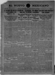 El Nuevo Mexicano, 03-27-1909