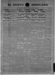 El Nuevo Mexicano, 04-24-1909