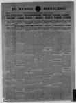 El Nuevo Mexicano, 05-15-1909