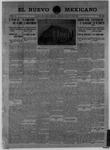 El Nuevo Mexicano, 05-22-1909