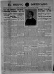 El Nuevo Mexicano, 08-07-1909