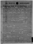El Nuevo Mexicano, 08-14-1909