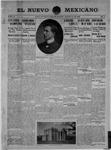 El Nuevo Mexicano, 08-28-1909