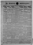 El Nuevo Mexicano, 09-04-1909