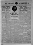 El Nuevo Mexicano, 09-18-1909