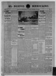 El Nuevo Mexicano, 10-02-1909