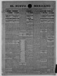 El Nuevo Mexicano, 10-30-1909
