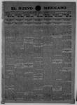 El Nuevo Mexicano, 12-04-1909