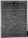 El Nuevo Mexicano, 12-11-1909