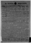 El Nuevo Mexicano, 12-18-1909
