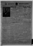 El Nuevo Mexicano, 12-25-1909