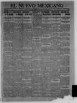 El Nuevo Mexicano, 06-22-1912