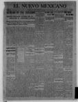 El Nuevo Mexicano, 07-13-1912