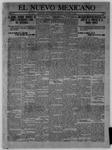 El Nuevo Mexicano, 10-19-1912