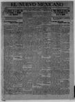 El Nuevo Mexicano, 11-16-1912