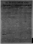 El Nuevo Mexicano, 04-10-1913