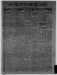 El Nuevo Mexicano, 07-03-1913