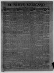 El Nuevo Mexicano, 07-31-1913