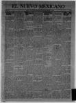 El Nuevo Mexicano, 09-11-1913