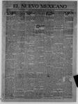 El Nuevo Mexicano, 10-09-1913