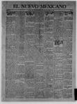 El Nuevo Mexicano, 10-16-1913