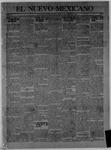 El Nuevo Mexicano, 12-11-1913
