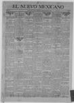 El Nuevo Mexicano, 03-05-1914