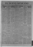 El Nuevo Mexicano, 08-13-1914