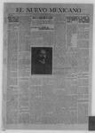 El Nuevo Mexicano, 09-03-1914