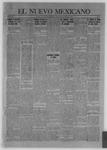 El Nuevo Mexicano, 09-17-1914