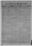 El Nuevo Mexicano, 10-08-1914