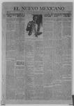 El Nuevo Mexicano, 11-12-1914