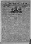 El Nuevo Mexicano, 12-10-1914