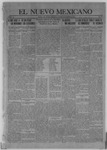 El Nuevo Mexicano, 12-24-1914