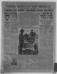 El Nuevo Mexicano, 03-16-1916