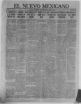El Nuevo Mexicano, 04-27-1916