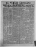 El Nuevo Mexicano, 08-31-1916